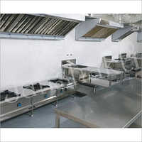 Commercial Kitchen Equipment Planning and Designing Services