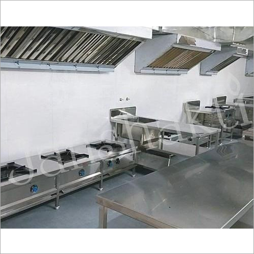 Commercial Kitchen Planning Consultant Services