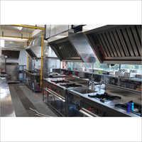 Restaurant Kitchen Equipment  Planning Consultant Services