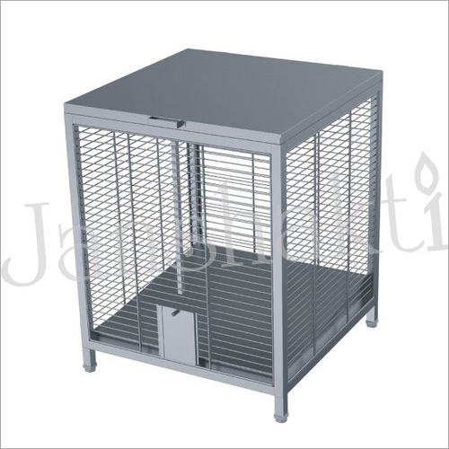 Stainless Steel Onion Potato Cage