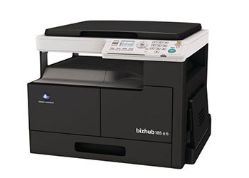 Konica Minolta Bizhub 185en/165en Printer