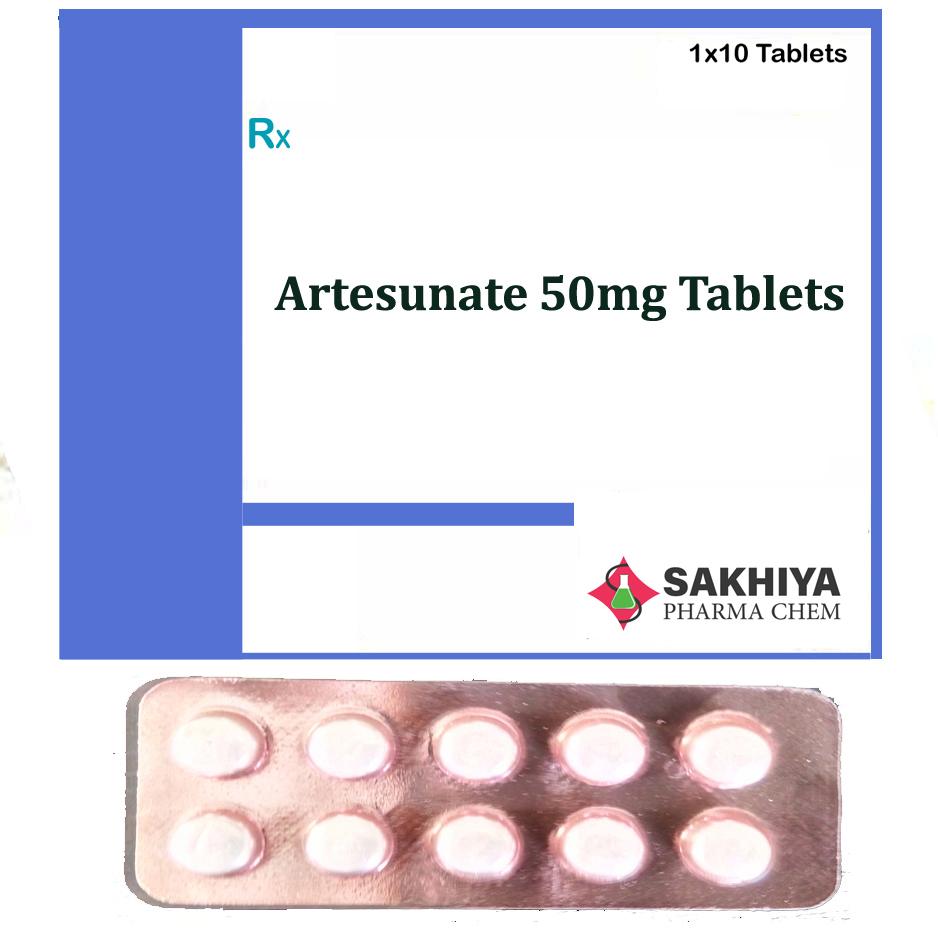 Artesunate 50mg Tablets