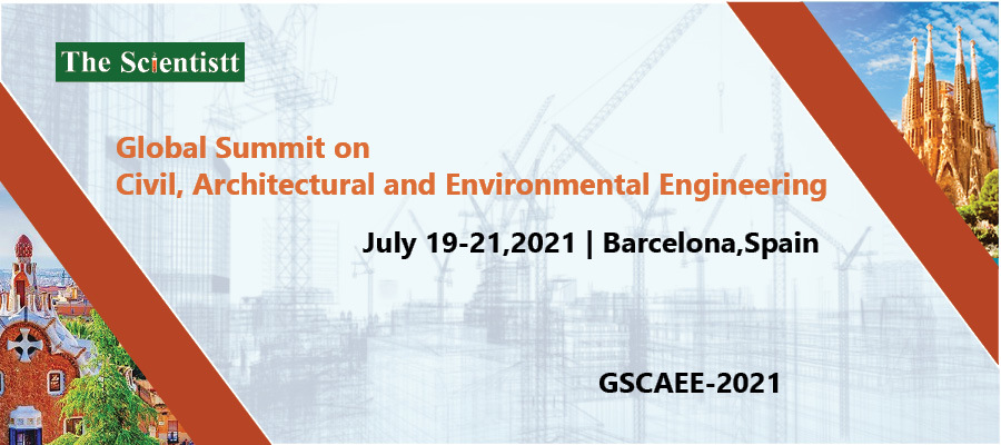 Global Summit on Civil, Architectural and Environmental Engineering
