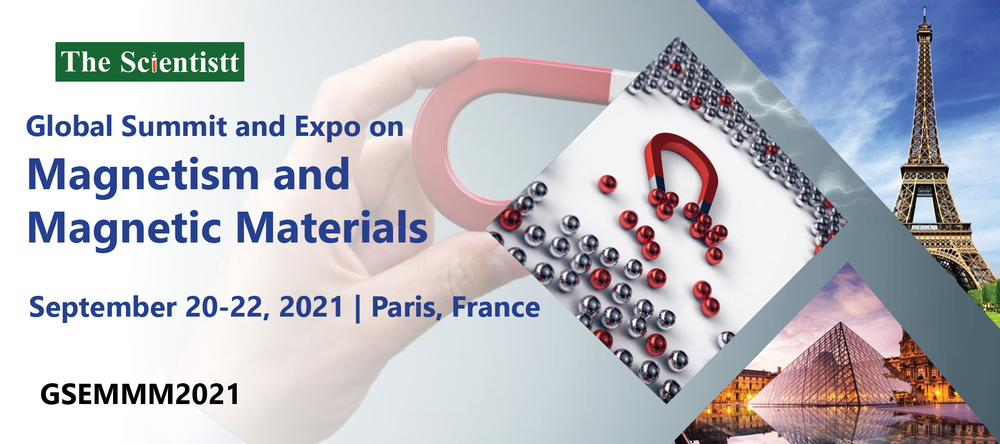 Global Summit and Expo on Magnetism and Magnetic Materials conference