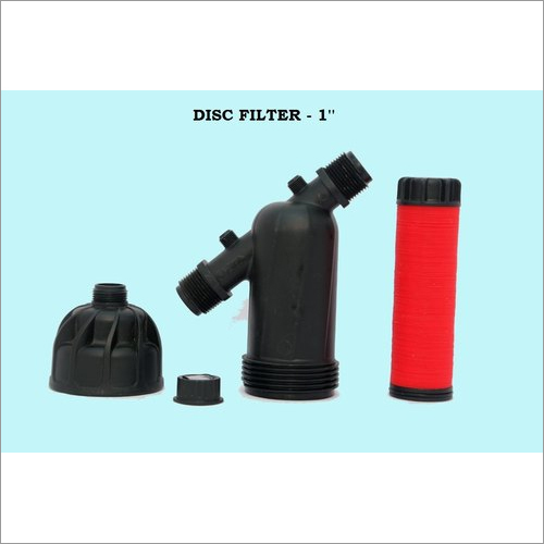 1 Inch Disc Filter