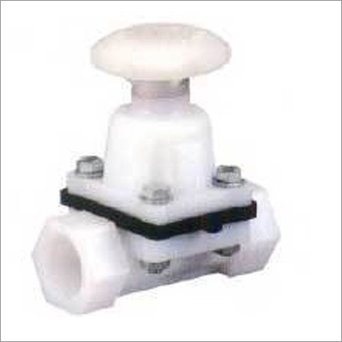 PP Threaded Diaphragm Valve