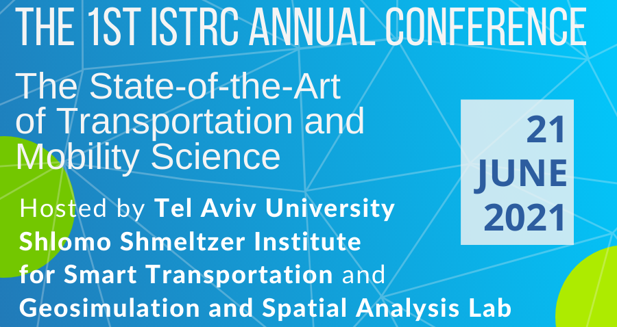 THE 1st ISTRC ANNUAL CONFERENCE