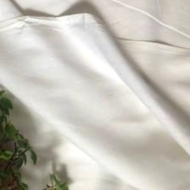 100% Recycled Soft Voile Fabric