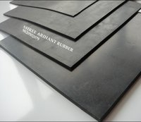 Cotton Insertion Rubber Sheet