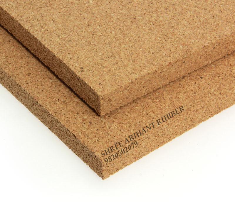 Agglomerated Cork Sheets