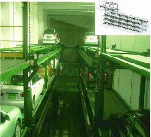 Varam Linear Circular Car Parking System