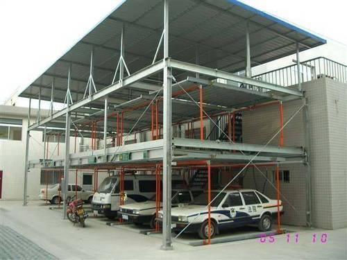 Varam Three Level Puzzle Car Parking System