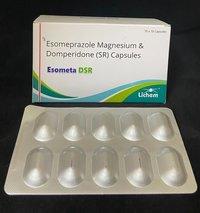 Esomeprazole Magnesium & Domperidone (Sr) Capsules