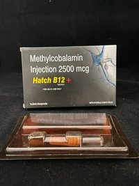 Methylcobalamin Injection 2500 Mcg