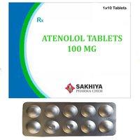 Atenolol 100mg Tablets