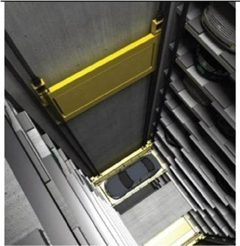 Varam Cl Automatic Palletless Parking System