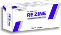 Antiallergic- Re Zine Tablets