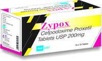 Antibiotic Zypox Tablets