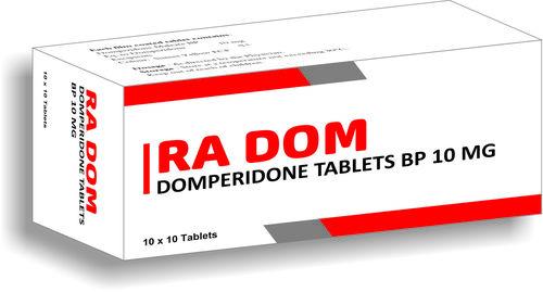 Anti Sickness Tablets 10MG