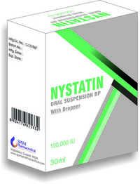 Nystatin Suspension
