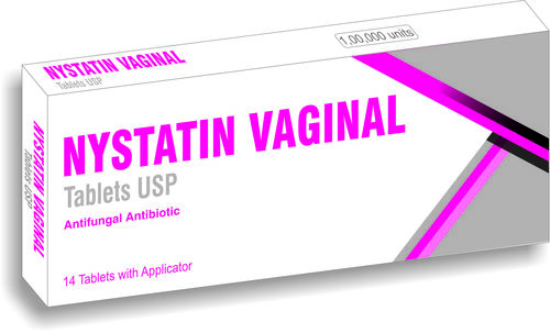 Nystatin Vaginal Tablets