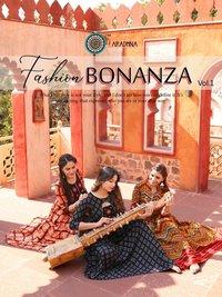 Fashion Bonanza Vol 1 Rayon Cotton Long Kurtis