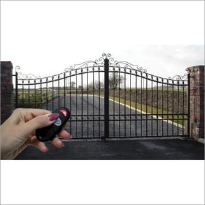 Automatic Remote Gate System