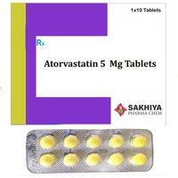 Atorvastatin 5mg Tablets