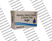 Aloe Vera 4% + Vitamin E Acetate 0.25% + Glycerin 2% Soap