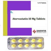 Atorvastatin 10mg Tablets