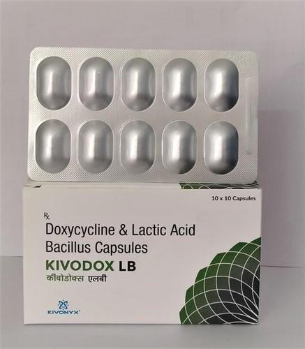 Doxycycline  Lactic Acid Bacillus Capsule