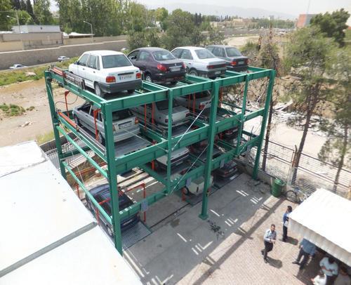 Varam Four Level Puzzle Parking System