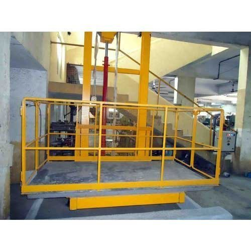 Varam Rope Type Hydraulic Car Lift