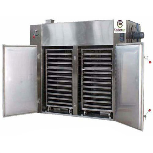 Single Phase Food Tray Dryer