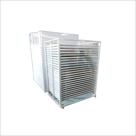 Commercial Purpose Tray Dryer
