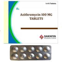 Azithromycin 100mg Tablets