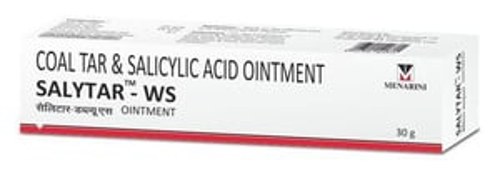 Coal Tar Salicylic acid Ointment