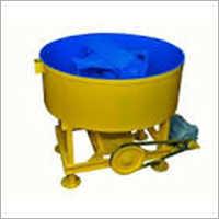 350 Kg Pan Mixer Machine