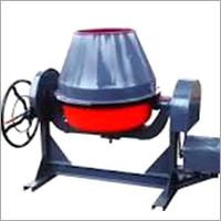 Bed Type Concrete Mixer Machine