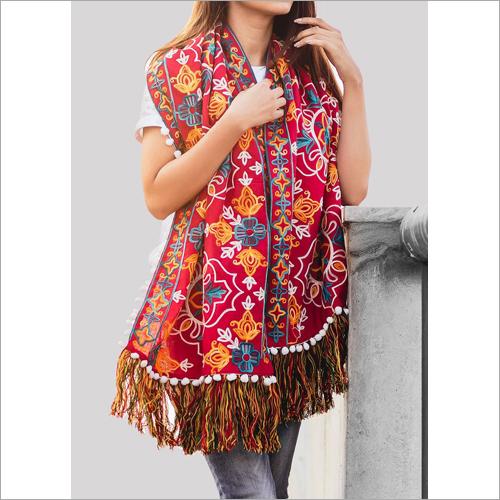 Designer Woolen Shawl