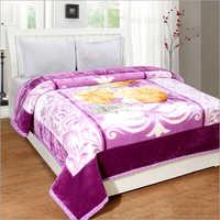 Soft Purple Mink Blankets