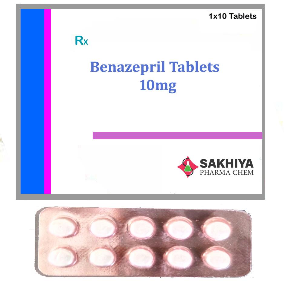 Benazepril 10mg Tablets