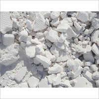 White China Clay Lumps