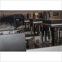 Manual Tissue Paper Making Machine