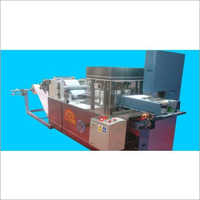 Double Embossing And Double Printing Automatic Paper Napkin Making Machine