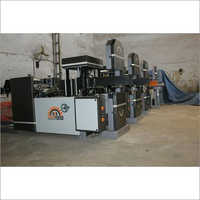 Three Phase Paper Napkin Making Machine