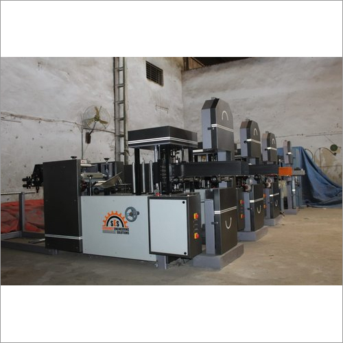 Tissue Paper Making Machine In Ulhasnagar