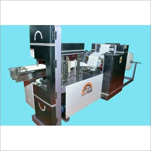 Mild Steel Paper Napkin Making Machine