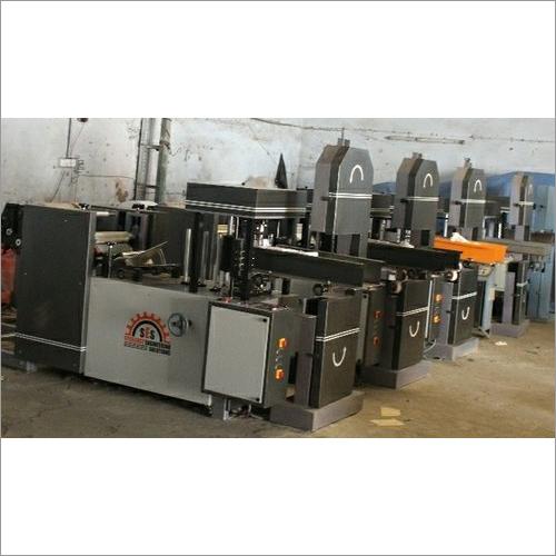 25 X 25 cm size Napkin Making Machine