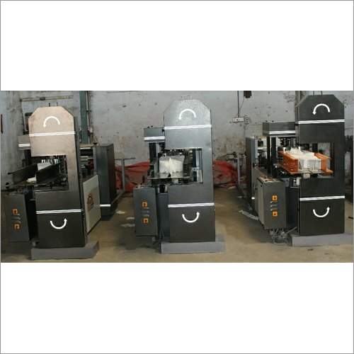 Automatic Napkin Making Machine With Design